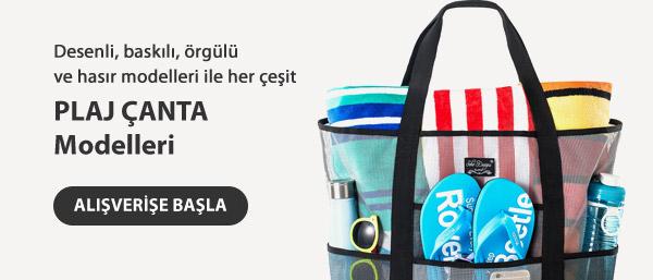 Plaj Çantaları Modelleri